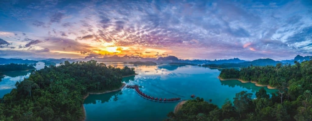 4 Days 3 Nights Chiew Larn Lake: Activity Plus Package